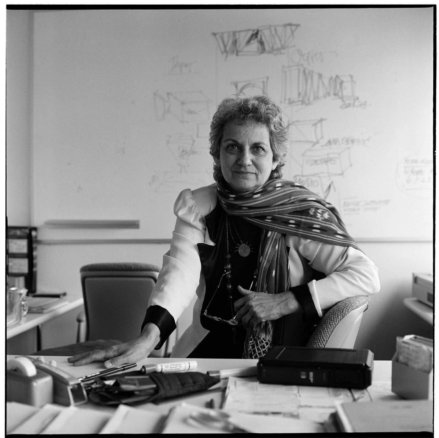 Muriel Cooper - Grafik Tasarımcı