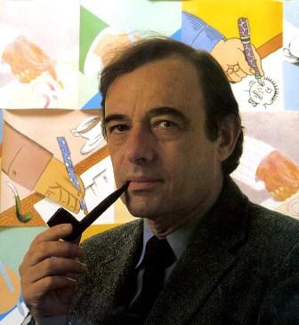 Seymour Chwast - Grafik Tasarımcı